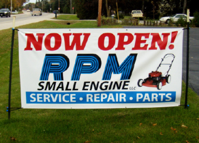 Manitowoc small engine repair service